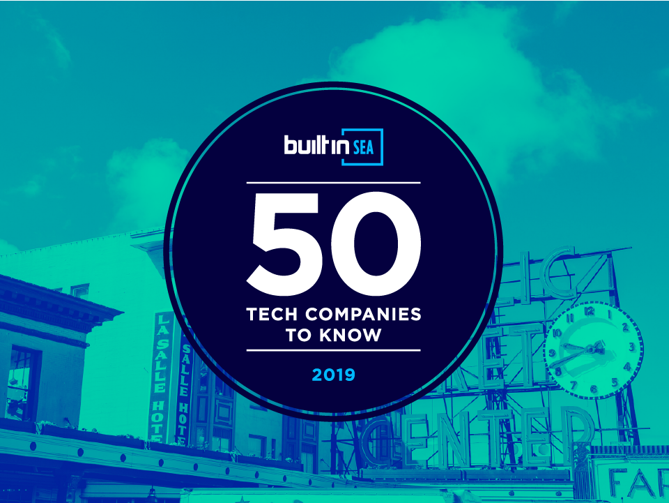50 Seattle Tech Companies To Watch In 2019 | Built In Seattle
