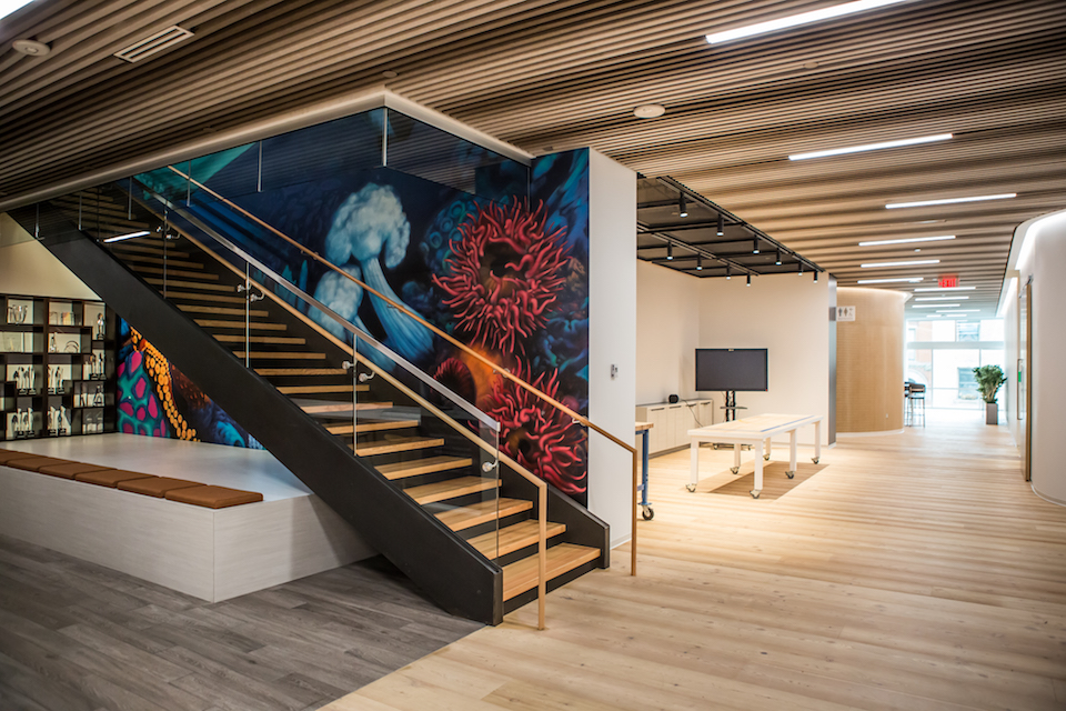 Accenture and Avanade open spanking new innovation hub in