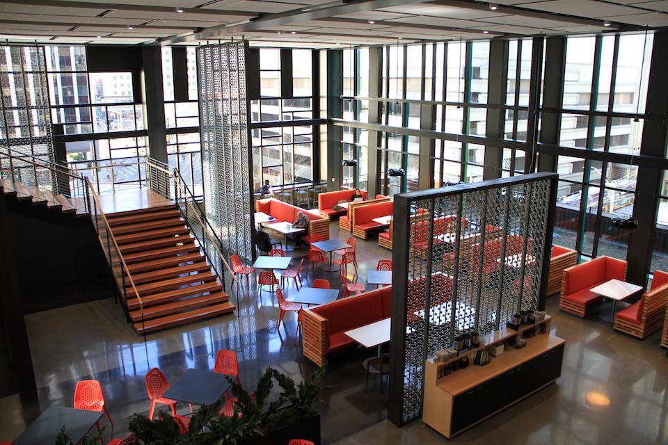 Amazon Headquarters Seattle: Coolest Office Features   Built