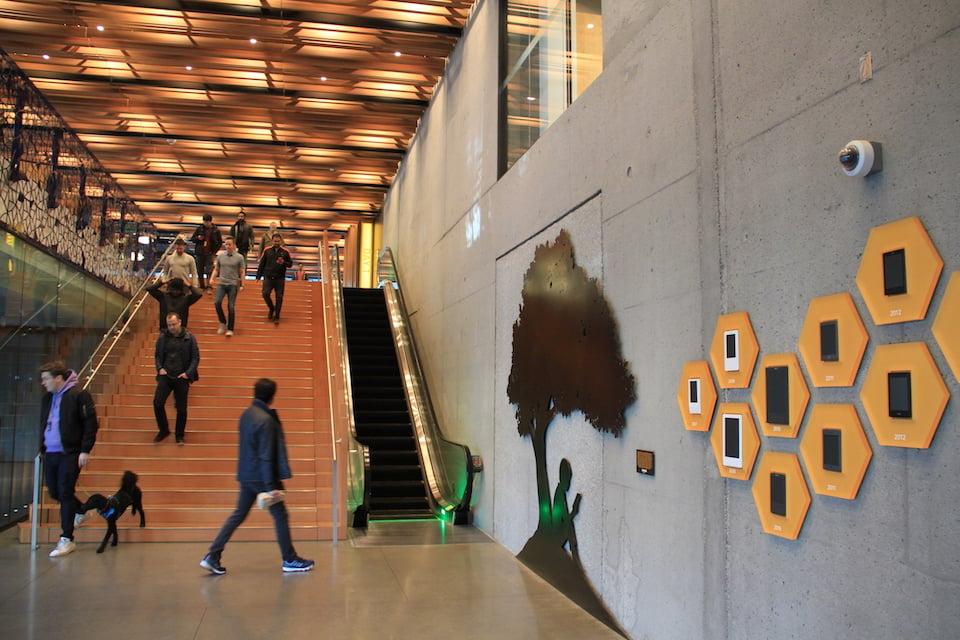Amazon Headquarters Seattle: Coolest Office Features | Built